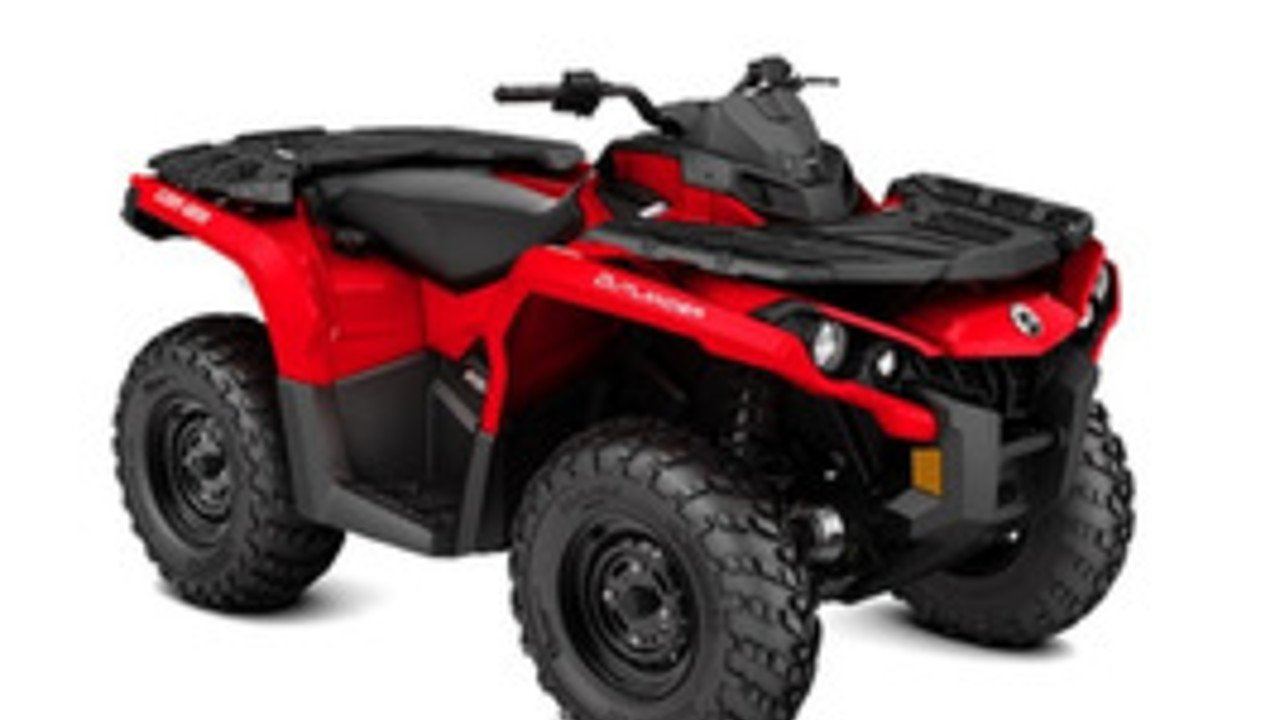 2017 Can-Am Outlander 650 for sale 200436704